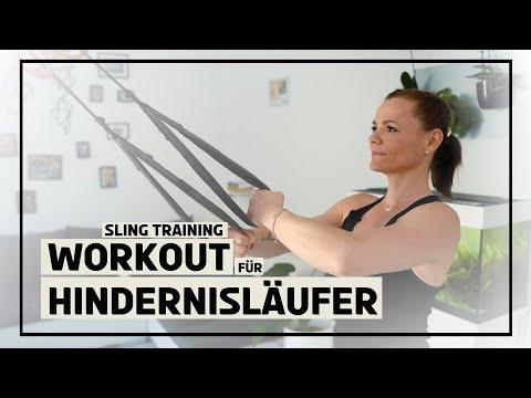 Sling Training für Hindernisläufer 2