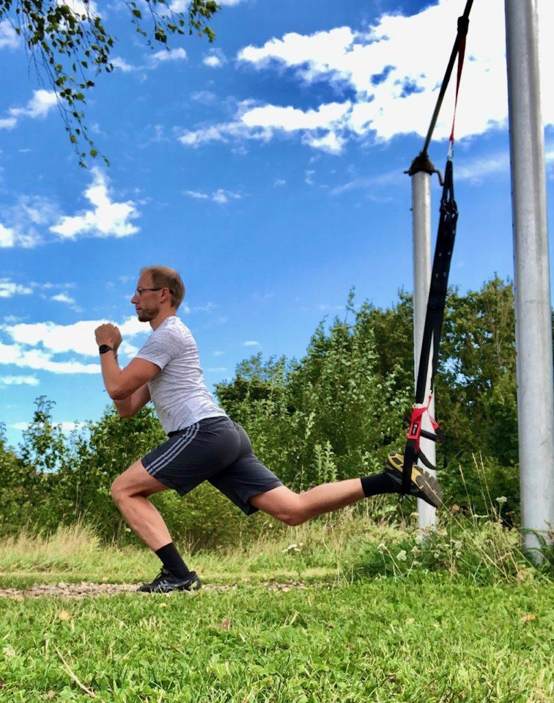 Sling-Trainer-Übungen-Beine