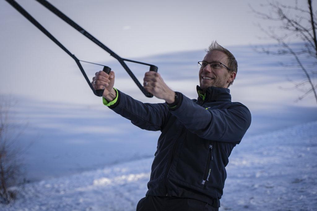 Ganzkörper Workout für Sling Training Einsteiger 1